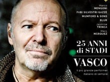 """Vasco in radio nuovo singolo """"Guai"""" e prove Live Kom '015 in Puglia"""