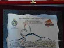 Premio Internazionale Dino de Laurentis al Decalogo di Vasco