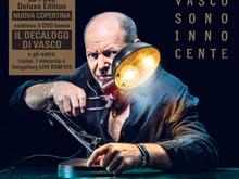 Dal 4 dicembre L'EDIZIONE DE LUXE : CD Sono Innocente + DVD Il Decalogo di Vasco