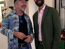 Fabio Volo e Vasco Rossi.. che cosa bolle in pentola?