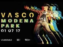 Vasco Modena Park - Comunicazione importante
