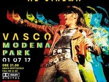 Vasco Modena Park sarà trasmesso in 140 sale cinematografiche... in direttaaa !!!