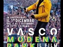 VASCO MODENA PARK – IL FILM. CI VEDIAMO AL CINEMA!!