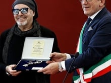 Vasco Cittadino Onorario di Modena