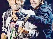 Anche dopo 40 anni sul palco con Vasco è come la prima volta