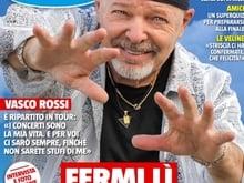 GOOD NEWWSSSSS - TV SORRISI E CANZONI la copertina