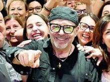 L'incontro con i fan al Corriere della Sera. È stato bellissimoooooooo