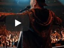 Pronti a volare.. con il music film Vasco NonStop 018+019 al cinema per 3 giorni, il 25 26 e 27 novembre