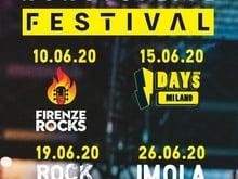 VASCO NON STOP LIVE FESTIVAL 4 concerti nei 4 festival rock più importanti dell'estate. Se ti potessi dire N1 in radio la più programmata della settimana!