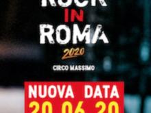 Polverizzati oltre 250.000  biglietti NEL PRIMO GIORNO DI VENDITA  SOLD OUT  A ROMA  CIRCO MASSIMO  IL 19 GIUGNO, A STRAGRANDE RICHIESTA SI  RADDOPPIA  IL  20 GIUGNO