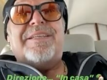 BENTORNATO A CASA VASCOOOO