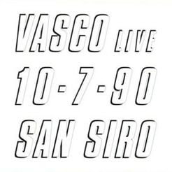 10-7-90 San Siro (Live)
