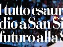 da Repubblica Milano del 30/12/2011
