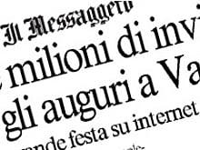 Vasco Day a Rete Unificata per 2 milioni di amici