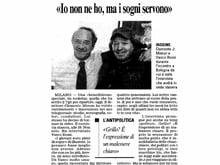 "Rassegna Stampa - Vasco Rossi intervistato da Mimun ""Io non ne ho, ma i sogni servono"