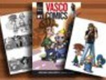 Vasco Comics! Il mondo di Vasco Rossi, finalmente a fumetti!