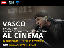 Vasco al cinema