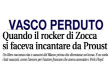 Alla ricerca di Vasco.....