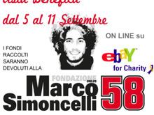Torna l'asta online a favore della Fondazione Marco Simoncelli ONLUS