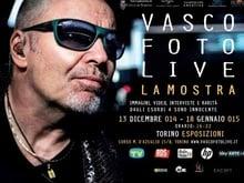 Seconda data anche a Bari e Vasco Foto Live La mostra di Torino